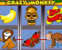 Автомат Crazy Monkey (Обезьянки)