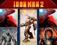 Автомат Iron Man 2 (Железный человек 2)