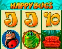 Азартный слот Happy Bugs (Счастливые жуки)