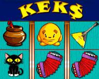 Бесплатный автомат Keks (Кекс)