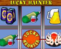 Бесплатный автомат Lucky Haunter (Пробки)