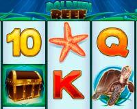 Бесплатный слот Dolphin Reef (Риф Дельфина)
