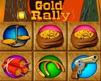 Бесплатный слот Gold Rally (Голд Ралли)