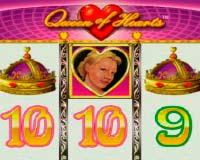 Игровой слот Queen of Hearts (Королева Сердец)