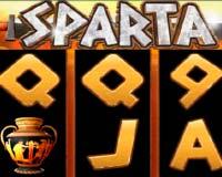 Игровой слот Sparta