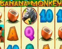 Онлайн-аппарат Banana Monkey (Обезьяна с бананом)