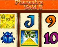 Онлайн-эмулятор Pharaoh's Gold 2 (Золото Фараона 2)