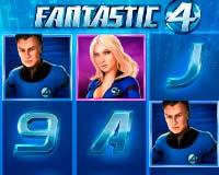 Онлайн-слот Fantastic Four (Фантастическая Четверка)