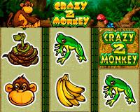 Слот Crazy Monkey 2 (Обезьянки 2)