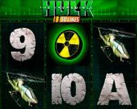 The Incredible Hulk 50 lines (Невероятный Халк – 50 линий)