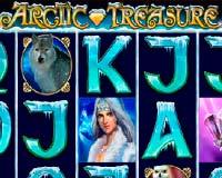Видео-слот Arctic Treasure (Арктические Сокровища)