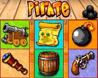 Видео-слот Pirate