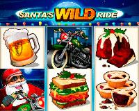 Аппарат Santa's Wild Ride (Дикая гонка Санты)