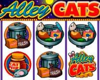 Азартный симулятор Alley Cats (Кошки из Переулка)