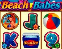 Азартный слот Beach Babes (Девушки на Пляже)