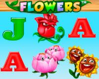 Бесплатный автомат Flowers (Цветы)
