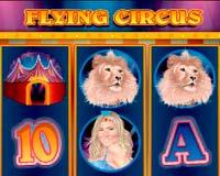 Бесплатный автомат Flying Circus (Летающий Цирк)