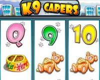 Бесплатный слот K9 Capers (Собачий К9)