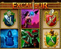 Игровой автомат Excalibur (Экскалибур)