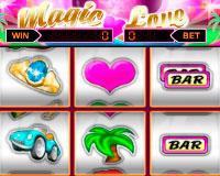 Игровой автомат Magic Love (Магия Любви)