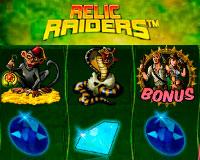 Игровой слот Relic Raiders