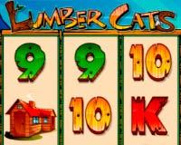 Онлайн-слот Lumber Cats (Коты-Лесорубы)