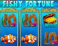 Онлайн-аппарат Fishy Fortune (Рыбная Удача)