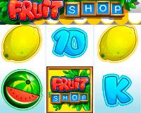 Онлайн-аппарат Fruit Shop (Фруктовый Магазин)