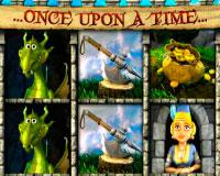 Онлайн-автомат Once Upon a Time (Давным Давно)
