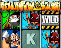 Онлайн-слот Demolition Squad (Отряд Уничтожителей)