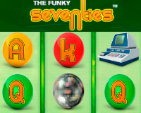 Онлайн-слот Funky Seventies (Веселые Семидесятые)