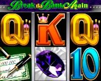 Слот MegaSpin - Break da Bank Again (Сорвать банк снова)