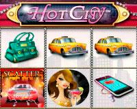 Видео-слот Hot City (Горячий Город)