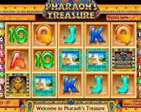 Автомат Pharaoh's Treasure (Сокровища Фараона)